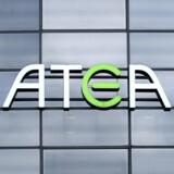 It-virksomheden Atea er centrum for en stor bestikkelsessag. Scanpix/Niels Ahlmann Olesen