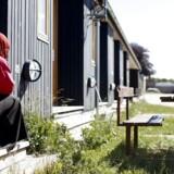 Arkivfoto: Staten scorer millioner på forkert asyltal. Regeringen overvurderede sidste år, hvor mange asylansøgere der ville komme til Danmark. Fejlskønnet indbringer staten millioner taget fra udviklingsbistand. (Foto: Bax Lindhardt/Scanpix 2015)