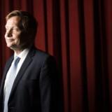 Ørsteds bestyrelsesformand, Thomas Thune Andersen, er bekymret for, at en eventuel handelskrig med USA vil bremse energikoncernens drømme at skabe et nyt marked for havvind i USA.