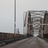 På et møde tirsdag godkendte transportordførerne fra partierne bag forliget, at man kan gå videre med den nye Storstrømsbro til 2,1 milliarder kroner. (Foto: Søren Bidstrup/Scanpix 2013)