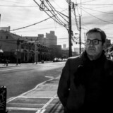 Christian Mørk fotograferet i New York