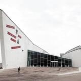Kunstmuseet Arken i Ishøj.