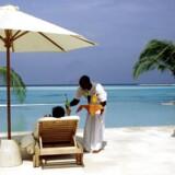 Det har været givtigt at transportere turister rundt mellem Maldivernes mange øer.