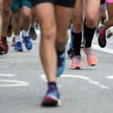 (ARKIV) CPH Half Marathon den 18. september 2016. Metoder fra elitesporten og den kognitive psykologi kan gavne almindelige motionsløberes sportspræstation. (Foto: Finn Frandsen/Ritzau Scanpix)