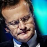 Jon Fredrik Baksaas gik af som topchef i Telenor i august men har indtil nu været konsulent. Det stopper straks oven på prekær bestikkelsessag. Arkivfoto: Kyrre Lien, AFP/Scanpix