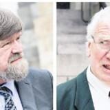 Højesteret lagde mandag retslokale til tredje runde i koldkrigsopgøret mellem Jørgen Dragsdahl og Bent Jensen, som dermed inden længe får dommernes endegyldige svar på, hvorvidt Jensen havde orden i dokumentationen, da han i 2007 stemplede Dragsdahl som KGB-agent. Sagen fortsætter i dag.