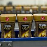 Nestlé, verdens største fødevareproducent, gik solidt frem inden for drikkevand i første halvår. Free/Nestle