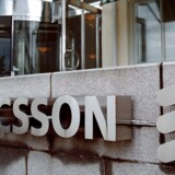 eTelekomselskabet Ericsson er trods indtjeningsfremgang kommet noget dårligere ud af første kvartal end ventet. (EPA/JESSICA GOW SWEDEN OUT)