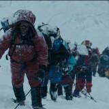 Dele af filmen er optaget i Nepal, bl.a. i Kathmandu og på trekket op mod Everest Base Camp, mens scenerne, der foregår øverst på bjerget, er optaget i Dolomitterne.