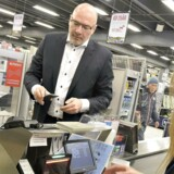 Jesper Nielsen, ny direktør for Personal Banking.