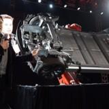 Tesla-grundlægger Elon Musk var kun et mulehår fra at sælge elbilsfirmaet i 2013. AFP PHOTO/Mark Ralston/Scanpix.