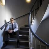 det er gået for stærkt, så vi bremser noget af filiallukningen,« siger Thomas Borgen, som endda varsler åbning af nye kasser i flere af de tilbaThomas F. Borgen, ny administrerende direktør i Danske Bank.