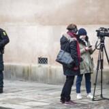 Arkivfoto: Retsmøde i københavns byret vdr. terrorsagen fra Krudttønden.