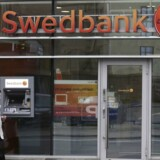 Ud over Nordens største bank, Nordea, vil Finansinspektionen også se på Swedbanks, SEBs og Handelsbankens rolle i skandalesagen (REUTERS/Ints Kalnins/Files).