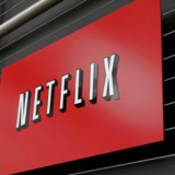 Arkivfoto: Netflix logo. / AFP / Ryan Anson