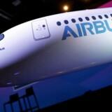 Flyproducenten Airbus har problemer med militærfly.