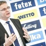 Per Bank, topchef hos Dansk Supermarked.