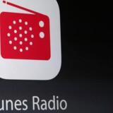For to år siden, i juni 2013, blev iTunes Radio lanceret. Nu er Apple på vej med en Spotify-konkurrent med musikstreaming til fast månedspris, og iTunes Radio får levende diskjockeyer. Arkivfoto: Stephen Lam, Reuters/Scanpix