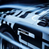 Audis elektriske SUV bliver den første serieproducerede bil i verden med kamerabaserede sidespejle