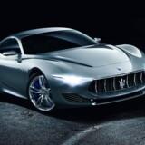 Mærkerne i Fiat Chrysler Automobiles har fået en køreplan for de næste fire år. Maserati skal bl.a. lave en elektrisk sportsvogn