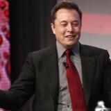 Teslas topchef, Elon Musk, sendte selskabets aktie i vejret mandag med et budskab om, at Tesla har et nyt produkt på vej.