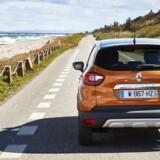 Konkurrenterne til Captur er bl.a. den nye Opel Crossland X og Peugeot 2008.