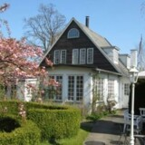 Skovvænget 5 blev på første auktion budt op i 5,4 mio. kr. Foto: Tvangsauktioner.dk