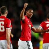 Den engelske storklub Manchester United har i den forgangne sæson omsat for næsten fem milliarder kroner.