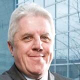 Edwin Moses, adm. direktør for det belgiske biotekselsakb Ablynx, afviser blankt Novo Nordisks bud på godt 19 milliarder kroner.