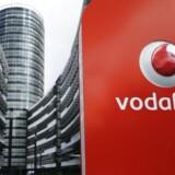 For helåret melder Vodafone om en omsætning på 41,0 mia. pund - og det var præcist, hvad analytikerne havde ventet.