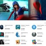 Nu kommer der betalte reklamer i Apples App Store.