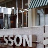 Den svenske mobilgigant Ericsson, som har hovedkontor i Kista ved Stockholm, har på kort tid købt sig til en vigtig position på TV-området. Arkivfoto: Jessica Gow, EPA/Scanpix