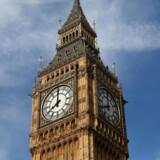 Big Ben skal gennemgå en renovering.