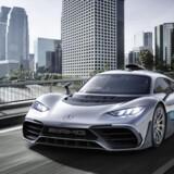 Den er i første omgang en konceptbil, men Project One skal blive til en Formel 1-racerbil til gadebrug med mere en 1.000 hk
