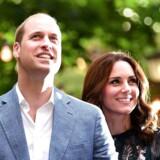 Arkivfoto: Prins William og hertuginde Kates forhold går også tilbage til starten af årtusindskiftet. Parret lærte hinanden at kende på The University of St Andrews i Skotland, og her udviklede venskabet sig til kærlighed.
