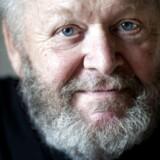 Skuespiller, Jens Okking fotograferet den 9. juli 2008. Skuespiller Jens Okking er død. Det oplyser hans søn til Ritzau. Jens Okking blev 78 år.. (Foto: Jeppe Michael Jensen/Scanpix 2018)