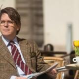 Peter Lund Madsen står model i en ny bog om klassisk herremode.