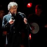 Musikeren Bob Dylan beskyldes for plagiat i sin nobelforelæsning. Reuters/Mario Anzuoni