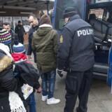 I prognosen anslår Rigspolitiet, at 4.701 asylansøgere – svarende til næsten 13 personer dagligt – i løbet af 2016 vil blive udsendt. Heraf vil 2.187 blive sendt tilbage til deres hjemland, mens 2.514 sendes tilbage til det EU-land, hvor de først har søgt asyl i henhold til Dublin-forordningen (arkivfoto).
