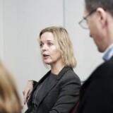Efter Pernille Erenbjergs nylige forfremmelse fra finansdirektør til øverste topchef hos TDC, har teleselskabet nu fundet en erstatning. Den nye finansdirektør hedder Stig Pastwa. Arkivfoto.