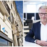 Telenors danske topchef, Jesper Hansen, kan se frem mod et lysere 2017 efter et hårdt 2016, hvor 450 IT-systemer blev skiftet ud. Arkivfotos: Telenor