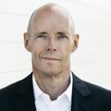 Bang olufsens topchef Henrik Clausen. Foto: Lasse Bech Martinussen