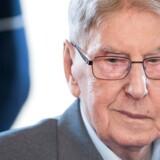 Reinhold Hanning står anklaget for blandt andet at have udvalgt, hvilke fanger der var egnet til arbejdskraft, og hvilke der skulle sendes i gaskamrene.