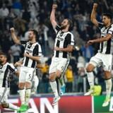 Arkivfoto. Juventus har ikke blot succes på fodboldbanen i den hjemlige liga og Champions League, men også på børsen i Milano, hvor aktien onsdag er steget til det højeste niveau i ni år.