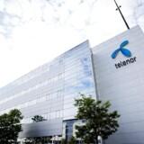 Danmarks næststørste teleselskab, Telenor, mørklægger nu totalt alle oplysninger om sit virke. Foto: Telenor