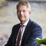 Hasse Jørgensen, adm. direktør i Sampension.