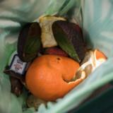 Københavnerne er gode til at bruge den grønne skraldespand med nedbrydelige poser, så hele affaldet kan genanvendes bl.a. til gas.