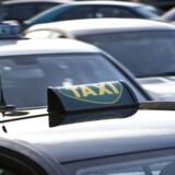 Med en ny app undgår taxakunder at trafikken gør turen dyrere.