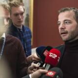 »Det betyder noget for antallet, jo flere der kommer, desto sværere bliver det at integrere«, siger Morten Østergaard.