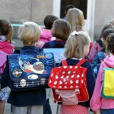 Elever i landets folkeskoler skal have en mættende start på skoledagen, mener SF. Arkivfoto Free/Colourbox